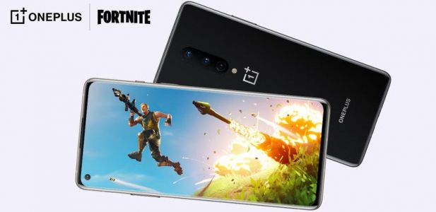 Fortnite Will Run At 90 FPS On OnePlus 8 Phones