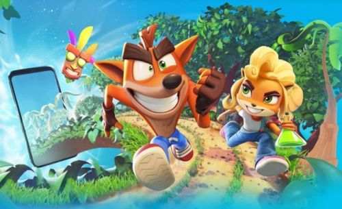 Crash Bandicoot: On the Run! arrive bientôt sur iOS et Android