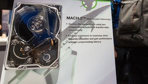 Seagate annonce des disques durs capables d'atteindre 480 Mo/s