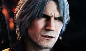 Devil May Cry 5:  20 minutes de gameplay avec Dante, le style à l'état pur