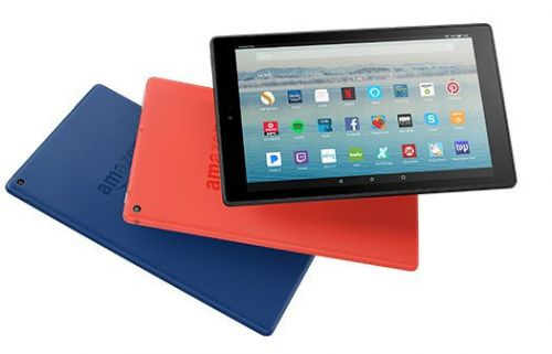 La nouvelle tablette Amazon Fire HD 10, plus Alexa qu'Android