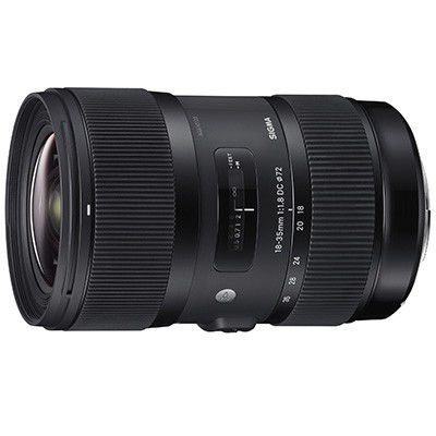 Prime Day - Sigma 18-35 mm f/1,8 DC HSM à 599 €