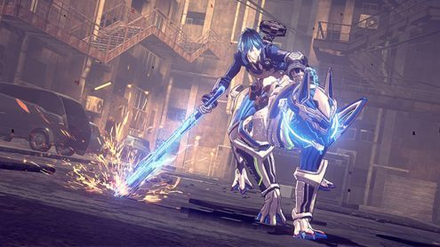 Astral Chain:  PlatinumGames détaille l'univers de son exclusivité Switch