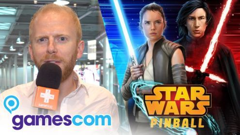 Gamescom 2019:  On a joué à Star Wars Pinball, bientôt sur Nintendo Switch