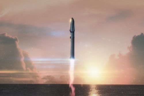 Elon Musk a renommé sa « Big Fucking Rocket » : coucou Starship et Super Heavy