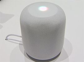 "Le HomePod d'Apple sera disponible ""au printemps"" en France, trop tard pour inquiéter les Google Home ?"