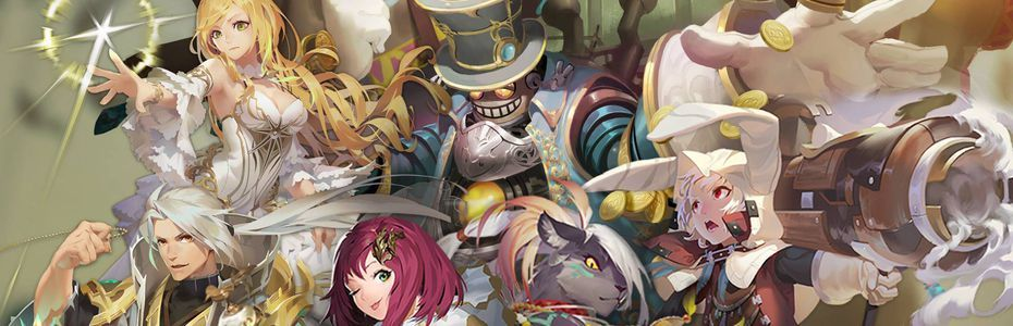 Rayark sort officiellement son premier RPG avec Sdorica - Sunset