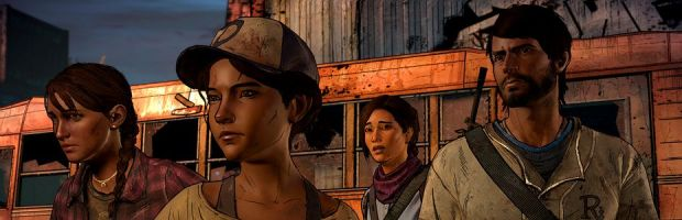The Walking Dead:  A New Frontier se termine