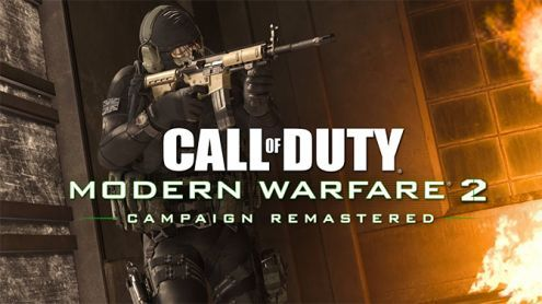 Call of Duty Modern Warfare 2 Campagne Remasterisée disponible sur PS4. MAINTENANT