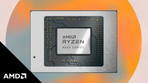 AMD lance ses CPU AMD Ryzen 9 4900H pour les notebooks Gaming