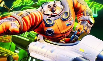 Crash Team Racing:  voici le Grand Prix de Gasmoxia, un trailer extraterrestre