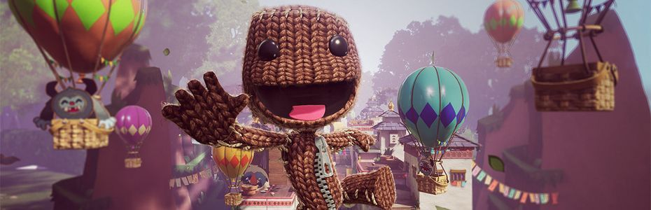 Playstation 5 / ps5 - Comment Sackboy:  A Big Adventure s'éloigne de LittleBigPlanet