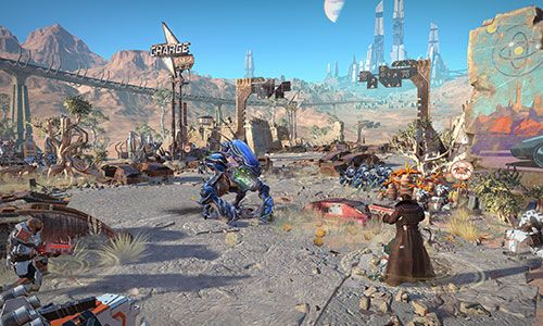 Age of Wonders:  Planetfall - Le 6 août sur Xbox One