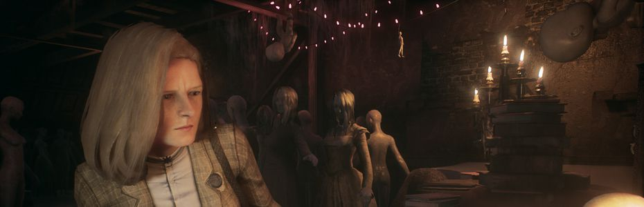 Remothered:  Tormented Fathers sortira sur PS4 et Xbox One en 2018