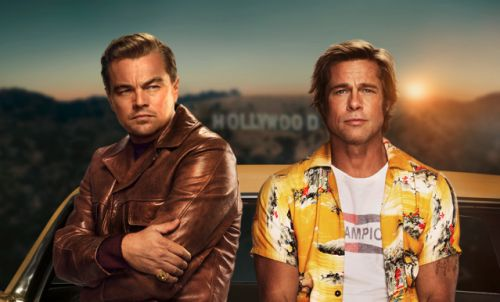 Once Upon a Time in. Hollywood est disponbile en Blu-ray et DVD !