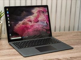 Test du Microsoft Surface Laptop 2:  un bon gain de performances