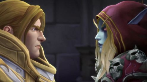 World of Warcraft Battle for Azeroth se lance en vidéo