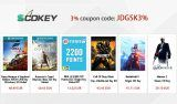 Call Of Duty Black Ops 4, Assassin's Creed Odyssey, Hitman 2 à prix réduits avec SCDKey !