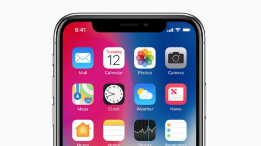 Apple iPhone:  des encoches moins larges en 2020 ?