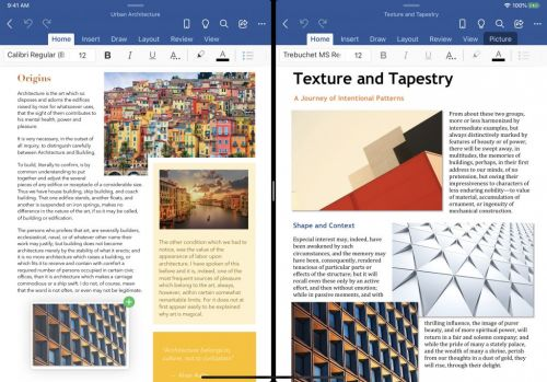 You Can Soon Open Multiple Microsoft Word Documents On iPadOS