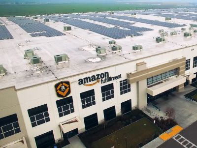 Résultats Amazon:  le cloud franchit encore un palier