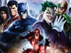 DC Universe Online:  la version Switch datée