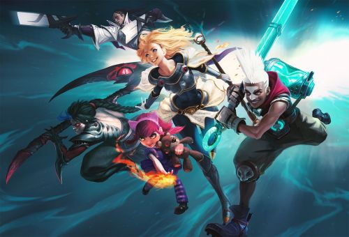 Actualité:  League of Legends a 10 ans et se décline en version mobile, jeu de cartes, FPS et série animée