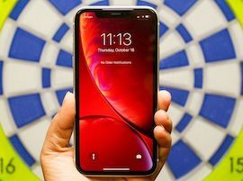 IPhone XR:  un capteur photo aussi performant que celui de l'iPhone XS ?