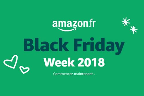 Black Friday Amazon:  7 promotions du lundi à ne pas rater