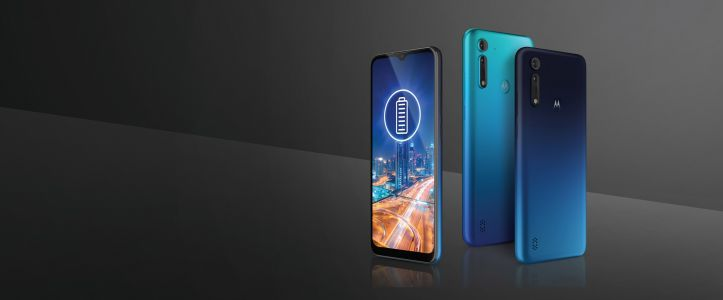 Actualité:  Motorola Moto G8 Power Lite:  une version allégée du Moto G8 power