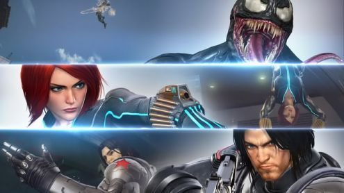 Marvel vs. Capcom Infinite:  Winter Soldier, Black Widow et Venom se montrent, une démo en approche