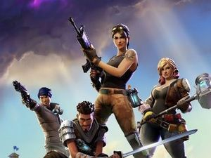 Fortnite:  le mode Battle Royale en F2P