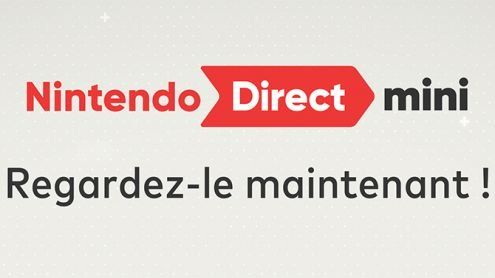 Un Nintendo Direct surprise. disponible IMMÉDIATEMENT