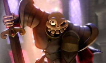 MediEvil remaster 4K sur PS4