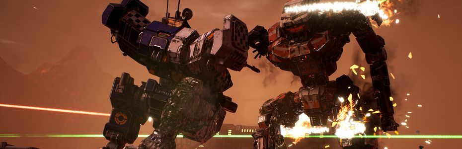 MechWarrior 5:  Mercenaries s'équipe enfin du cross-platform