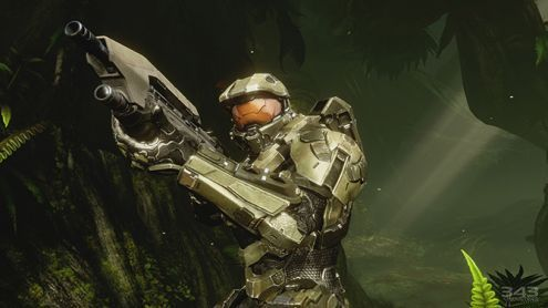 Gamescom:  Halo Master Chief Collection disponible très bientôt sur le Xbox Game Pass