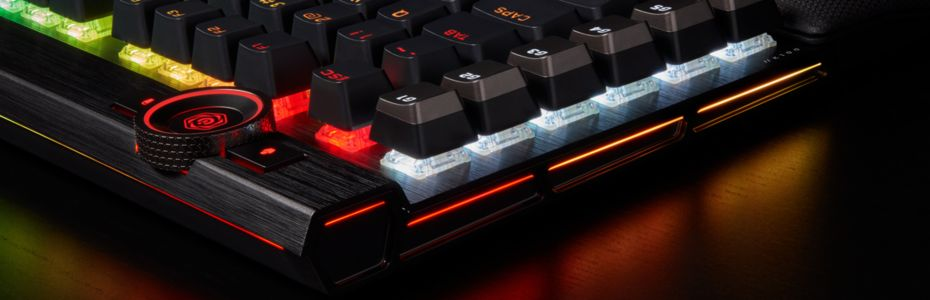 Matez mon matos - Test matos:  nos impressions sur le clavier Corsair K100 RGB Optical-Mechanical Gaming