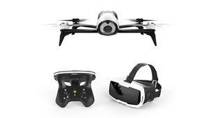 Black Friday - Drone Parrot Bebop 2 en pack FPV à 350 €