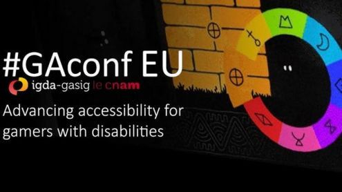 La Game Accessibility Conference à Paris en octobre 2018