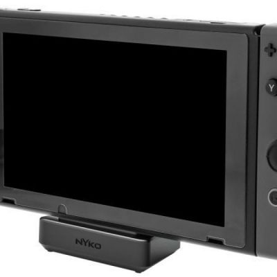 Nintendo Switch:  un dock plus épuré , par Nyko