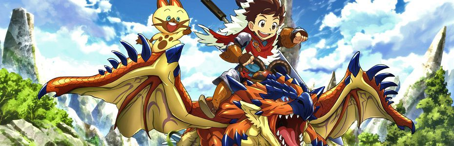 Monster Hunter Stories est disponible en France sur iOS et Android
