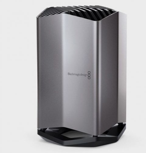 Blackmagic eGPU : une carte graphique externe pour MacBook Pro