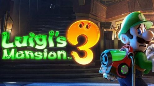 Nintendo Switch:  Luigi's Mansion 3 sortira à la meilleure date possible