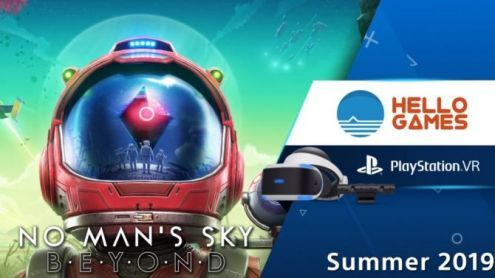 State of Play:  No Man's Sky Beyond en réalité virtuelle cet été