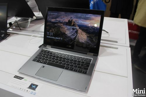IT Partners 2019:  Acer Spin 5 SP513
