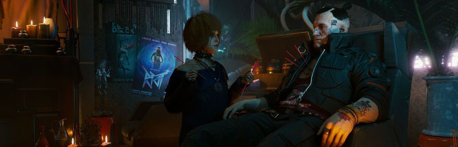 Gamescom 2018 - CD Projekt RED gratifie le peuple de 4 images de Cyberpunk 2077