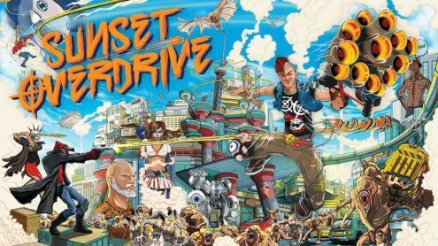 Sunset Overdrive sur PC listé par Amazon, sortie imminente ?