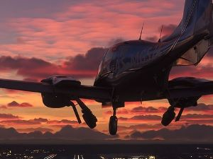 Microsoft Flight Simulator montre ses aéroports