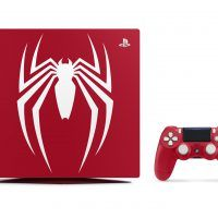 Sony:  une PS4 Pro édition collector Amazing Red, avec Spider-Man