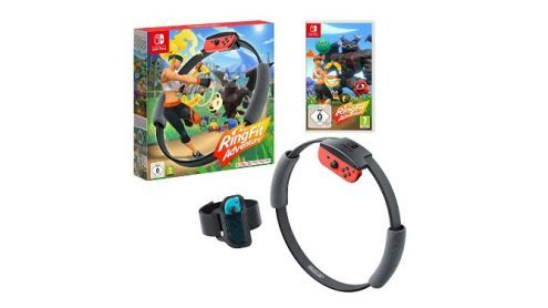 BON PLAN AMAZON:  Ring Fit Adventure pour Nintendo Switch à 59,99¤ - Post de Gameblog Bons Plans
